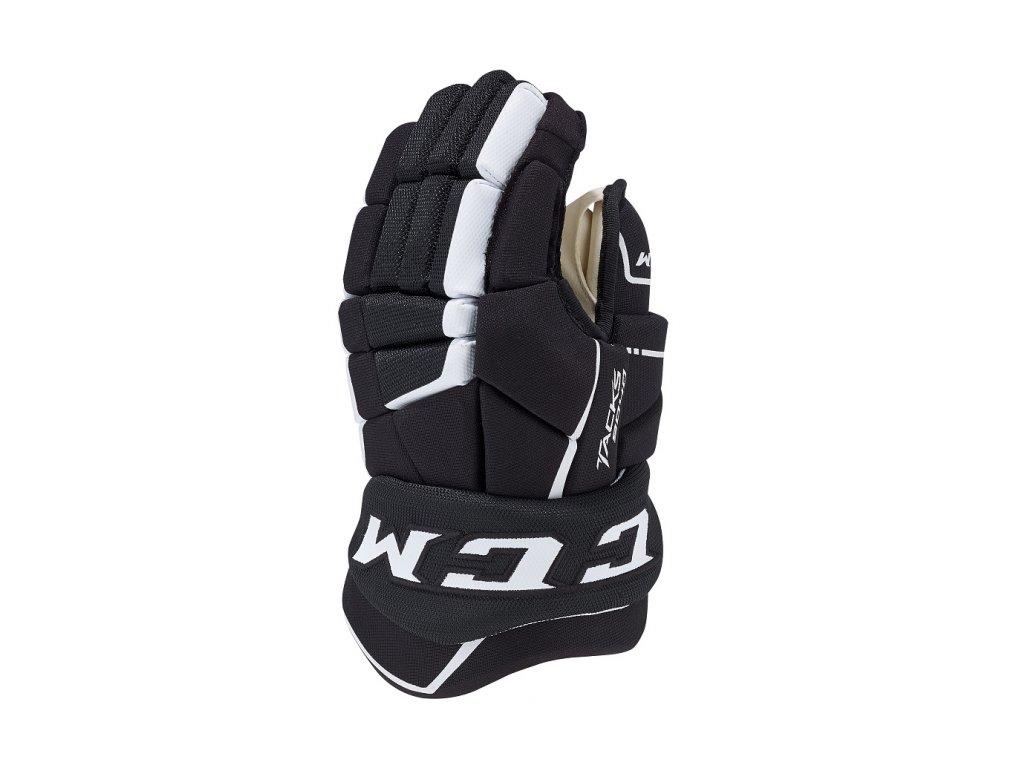 Hokejové rukavice CCM Tacks 9040 - JR (Junior) 12 Black/White
