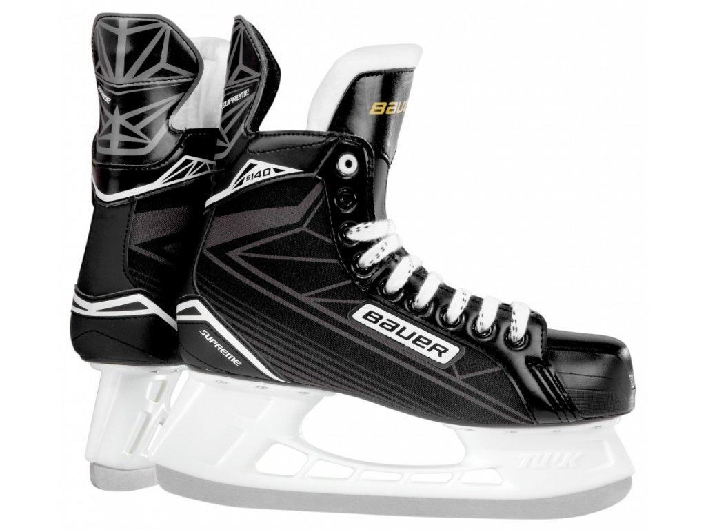 Hokejové brusle BAUER Supreme S 140 Yth (Dětské) 7.0