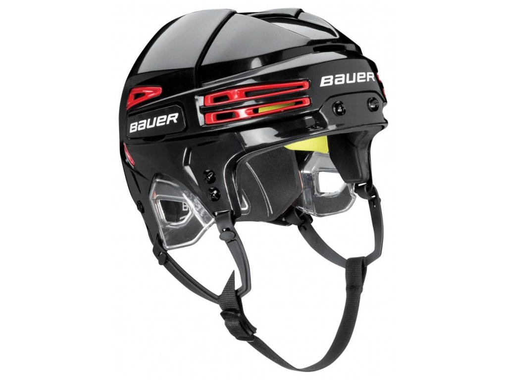 Hokejová helma BAUER RE-AKT 75 - BLK S  black