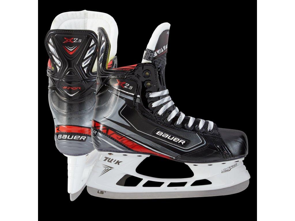 Hokejové brusle BAUER VAPOR X2.9 4.5 EE JR S19 - 105477045EE