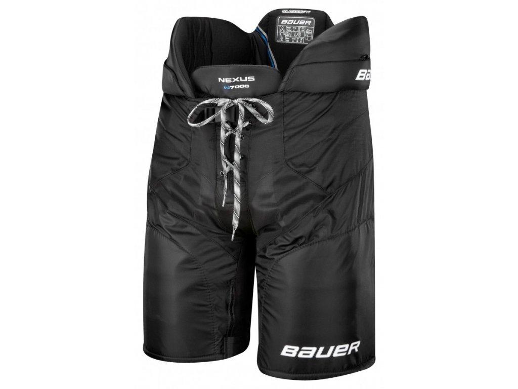 Hokejové kalhoty Bauer Nexus N7000 SR (Senior) S  BLK
