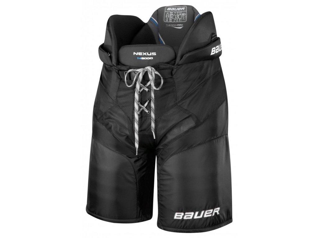 Hokejové kalhoty Bauer Nexus N8000 JR (Junior) LT  BLK
