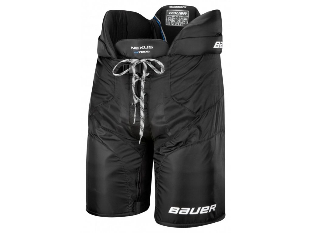 Hokejové kalhoty Bauer Nexus N7000 JR (Junior) M  BLK