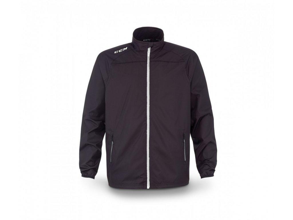 Bunda CCM skate suit jacket - JR (Junior) 120 Black