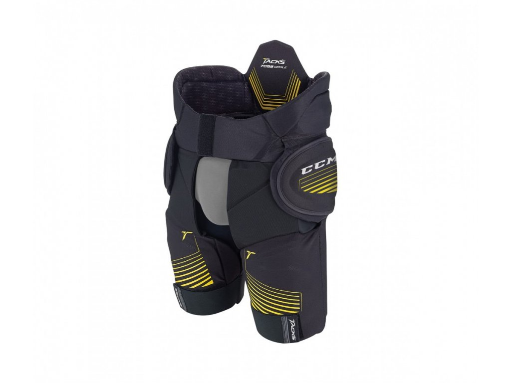 Girdle a návlek CCM Tacks 7092 - SR (Senior) S Black