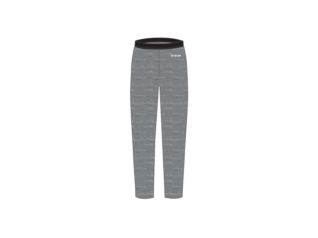 Kalhoty CCM Perf Loose - SR (Senior) M Grey