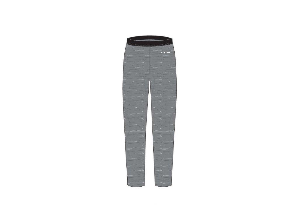 Kalhoty CCM Perf Loose - SR (Senior) L Grey