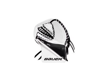 Lapačka Bauer Supreme S27 JR (Junior) WHT