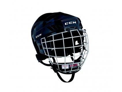 Hokejová helma CCM 50 - L Black (combo)