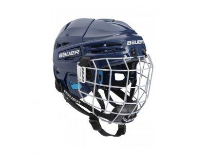 Hokejová helma BAUER Prodigy Yth (Dětské, combo) WHT