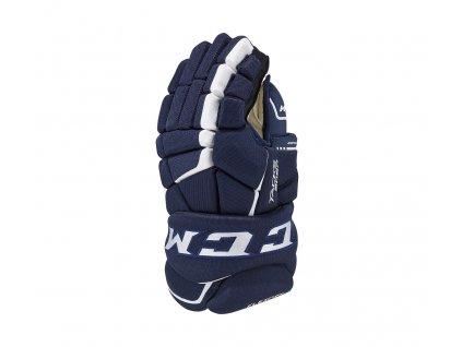 Hokejové rukavice CCM Tacks 9080 - JR (Junior) 10 Black/White