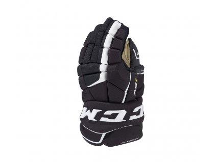 Hokejové rukavice CCM SuperTacks AS1 - Yth (Dětské) 9 Black/White