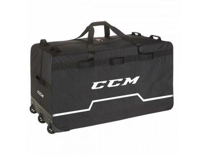 Brankářská hokejová taška s kolečky CCM Pro Wheeled Bag - 40´ Black