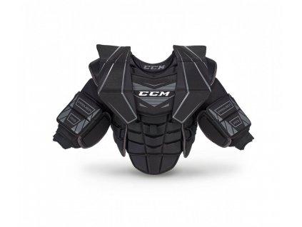 Brankářská vesta CCM Premier 1.5 LE - JR (Junior) S/M Black