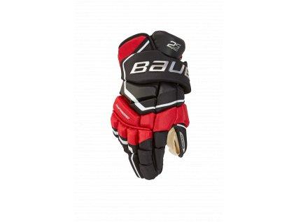 """Hokejové rukavice BAUER SUPREME 2S PRO YTH 8"""" NAVY (tm. modrá) S19 - 1054620NAVY8"""