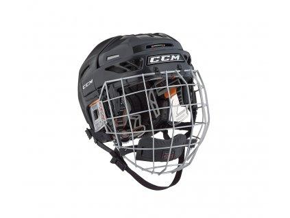 Hokejová helma CCM Fitlite 3DS - Yth (Dětské) XS Red (combo)