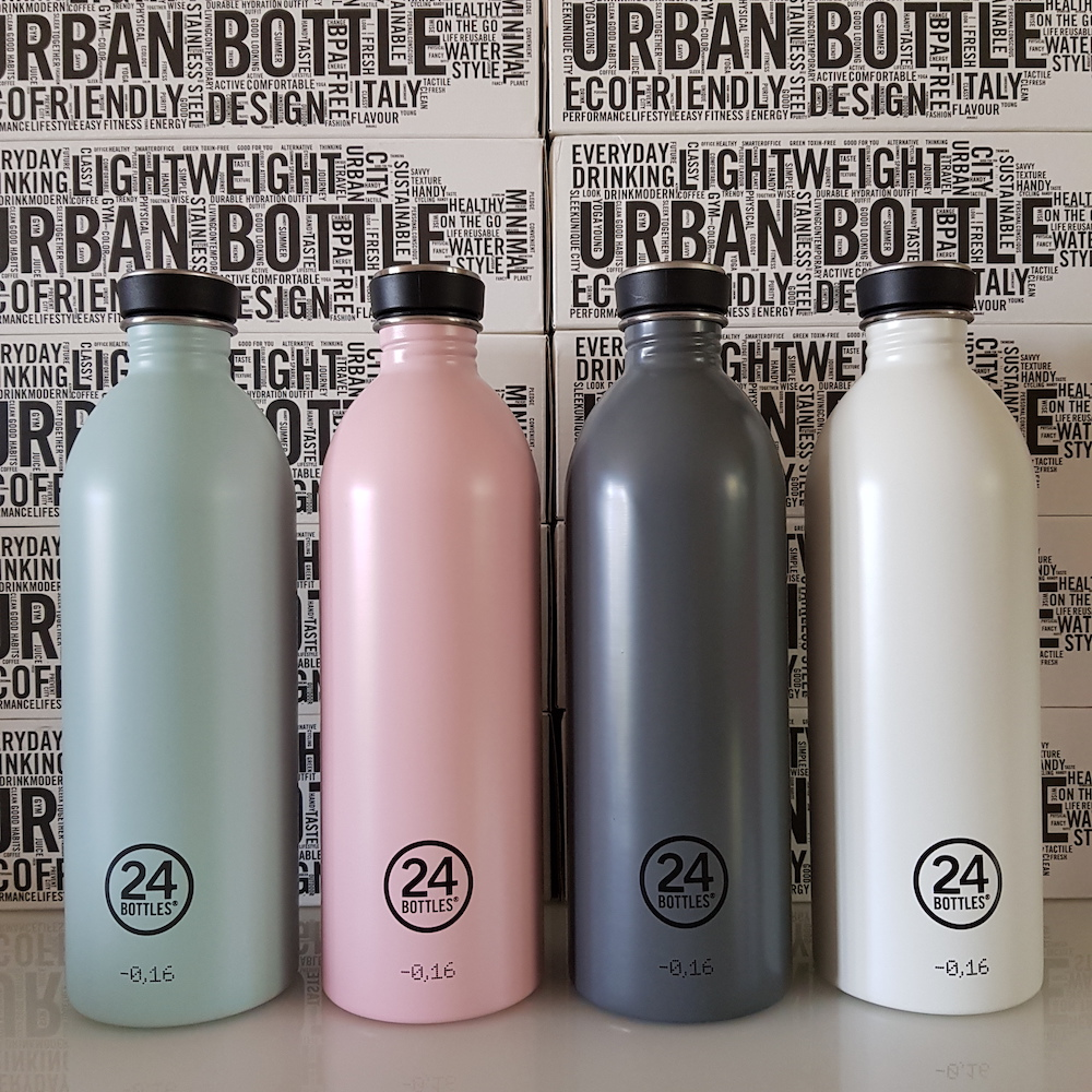 Městské lahve 24Bottles