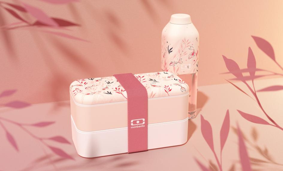 Monbento - krabičky na jídlo a lahve na pití