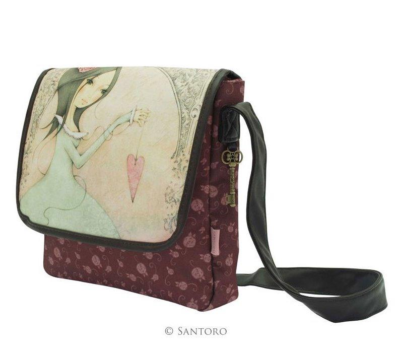 Kabelky a tašky Santoro