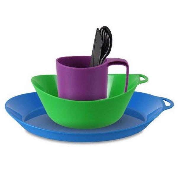 Outdoorové nádobí a příbory