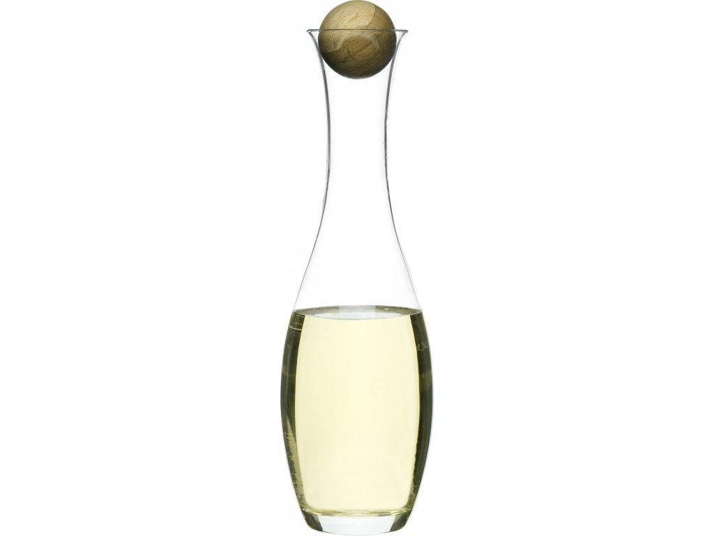 Karafy na vodu a víno