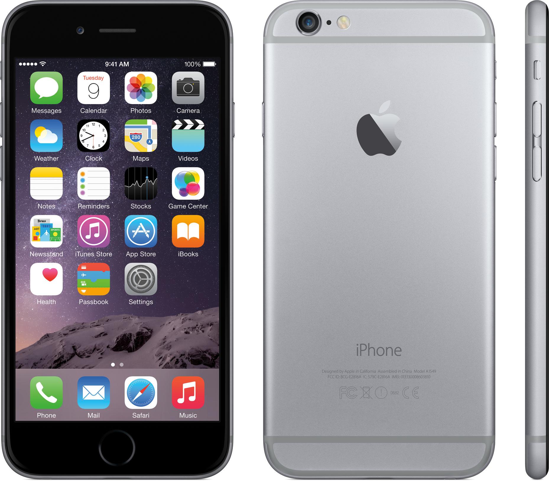 Příslušenství pro iPhone 6 Plus/6S Plus