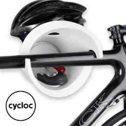 Cycloc - stylové držáky na kolo do interieru
