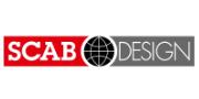 SCAB - italské designové plastové židle do interieru i na terasu, barové židle