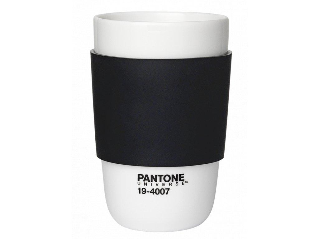 PANTONE hrnek Cup Classic Anthracite
