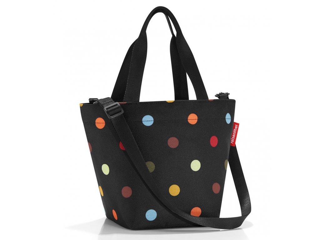 Reisenthel - taška Shopper XS dots