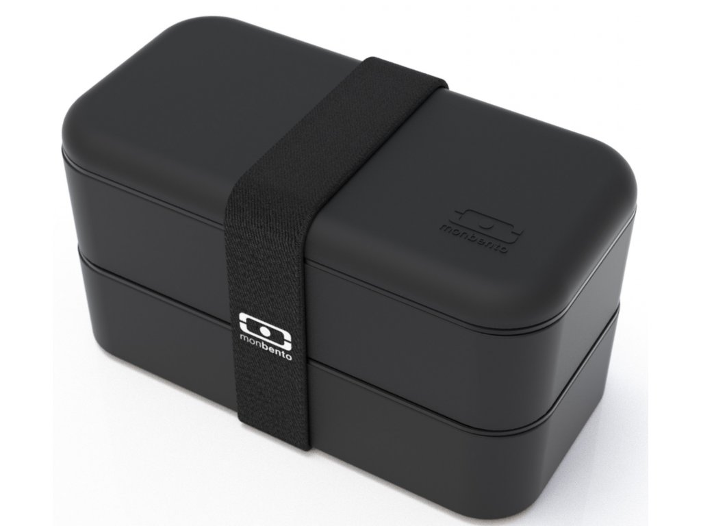 Monbento Bento box na jídlo MB Original black