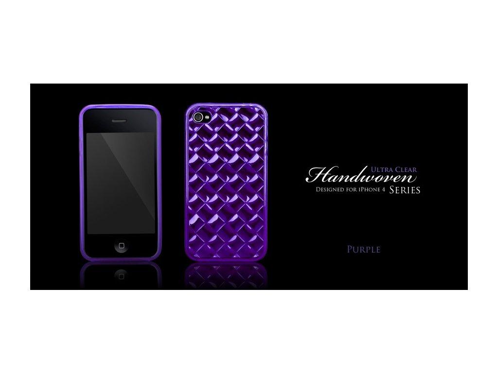 MORE Handwoven Series - kryt pro iPhone 4/4S