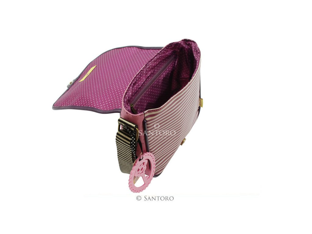 5db6dd2581 Santoro - kabelka Coated Saddle Bag THE SECRET · 453GJ07 B · 453GJ07 C ·  453GJ07 D (1)