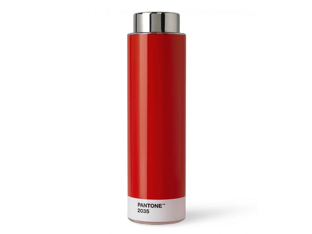 Pantone lahev na pití Tritan Red 0,5l