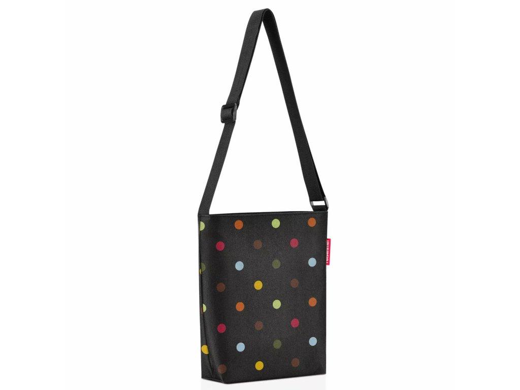 Reisenthel taška přes rameno Shoulderbag S dots