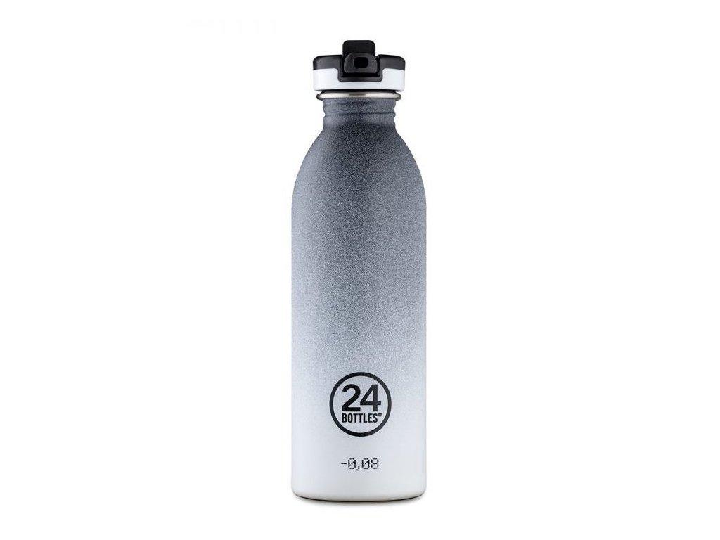 24Bottles - nerezová lahev Urban Bottle 500 ml Tempo Grey