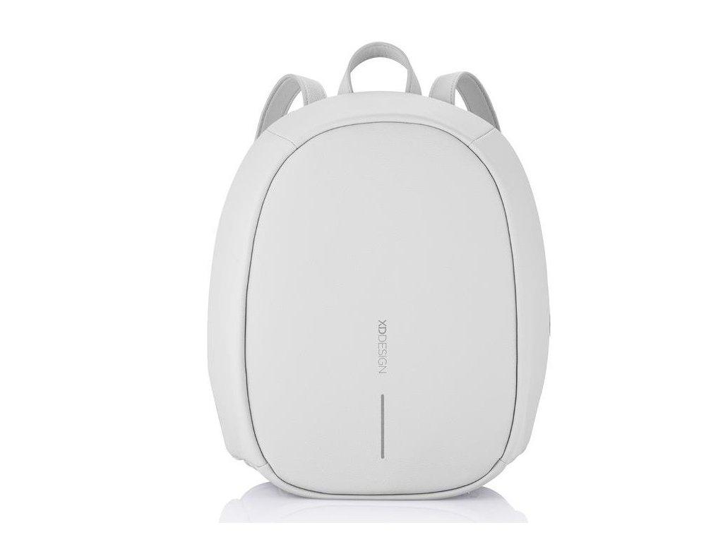 XD Design dámský městský batoh Bobby Elle světle šedý