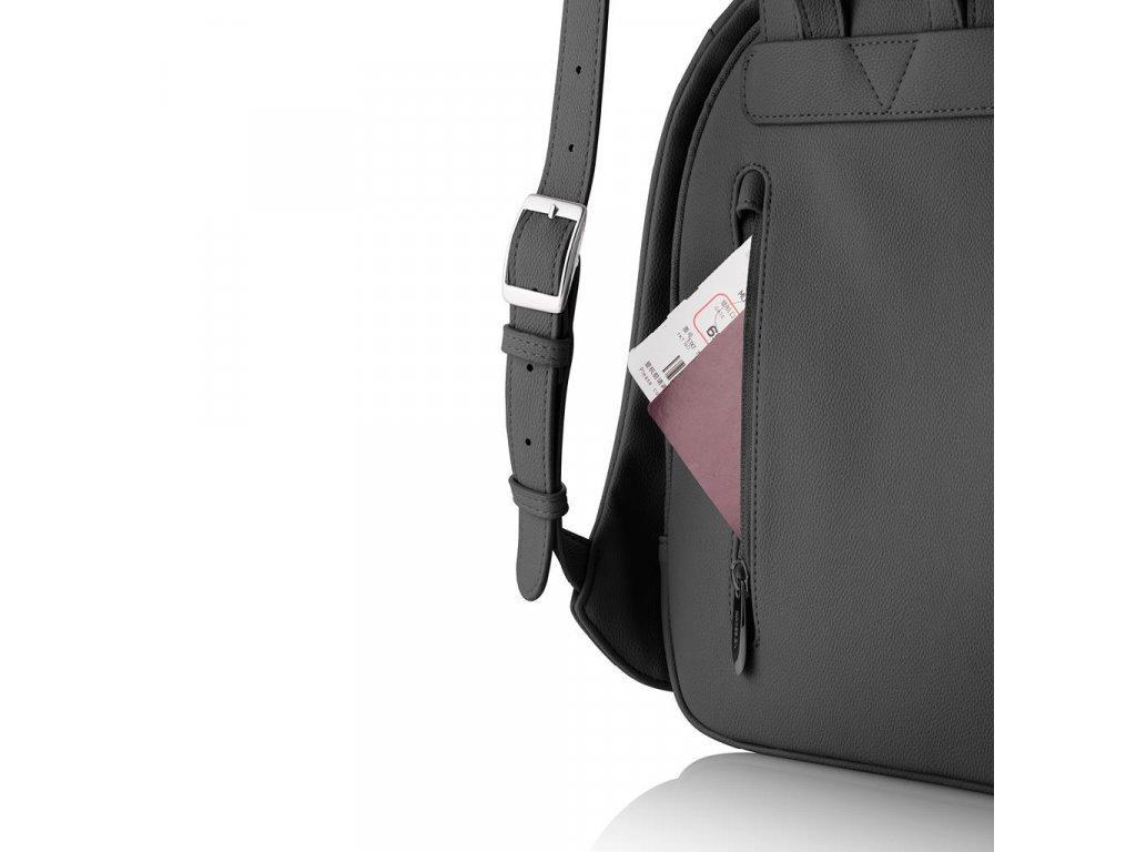 ... XD Design dámský městský batoh Bobby Elle černý 6 ... 9323449953