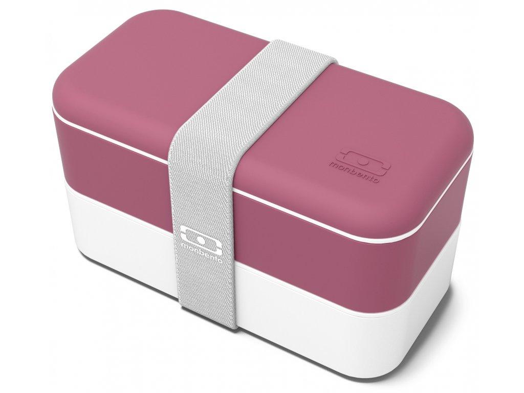 Monbento Bento box na jídlo MB Original Blush