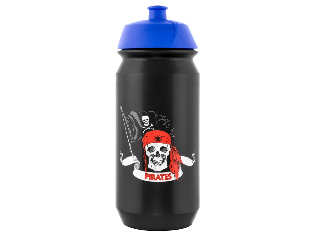 Baagl plastová láhev Piráti 500 ml