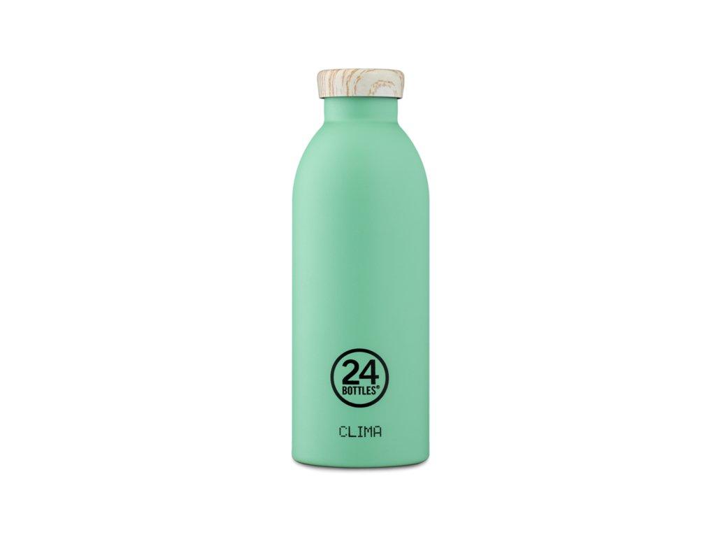 24Bottles - termolahev Clima Bottle Mint 0,5l