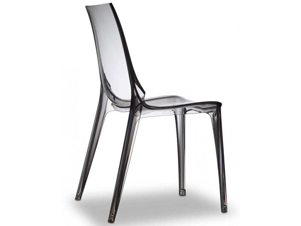 SCAB - plastová židle VANITY