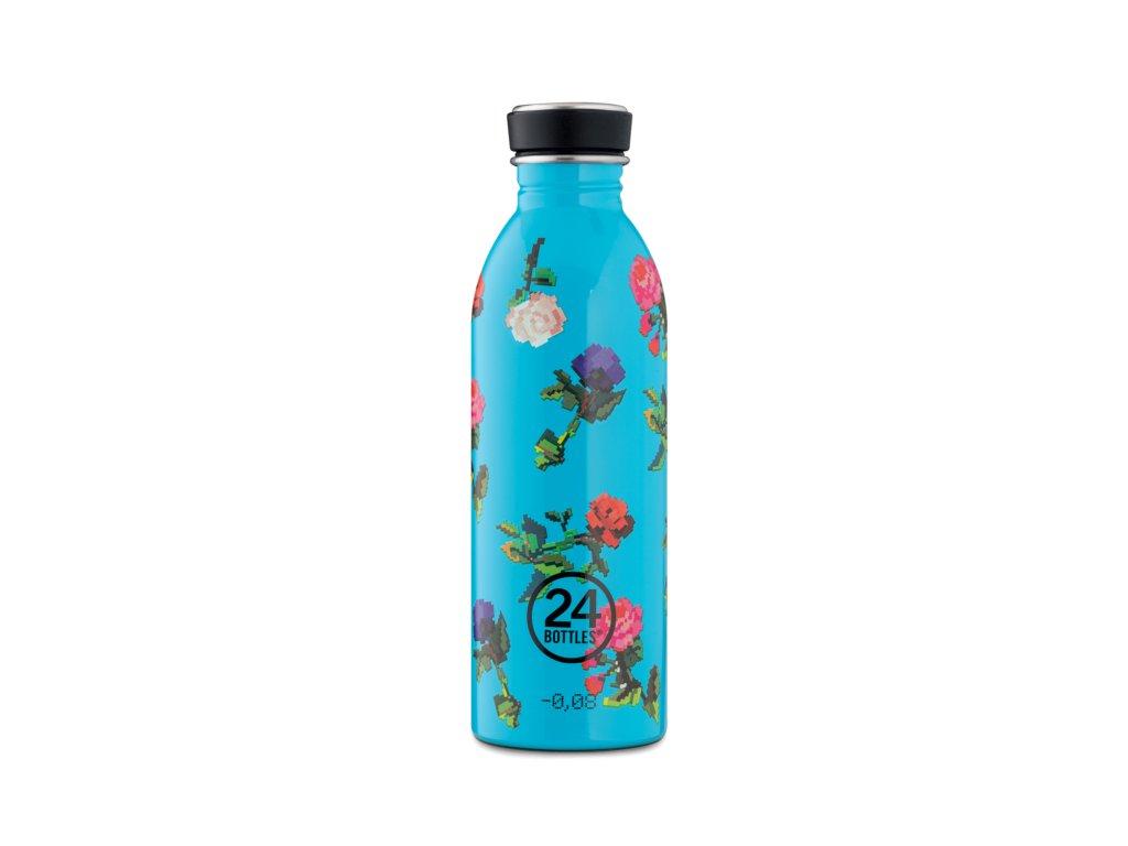 24Bottles - nerezová lahev Urban Bottle 500 ml Rosabyte