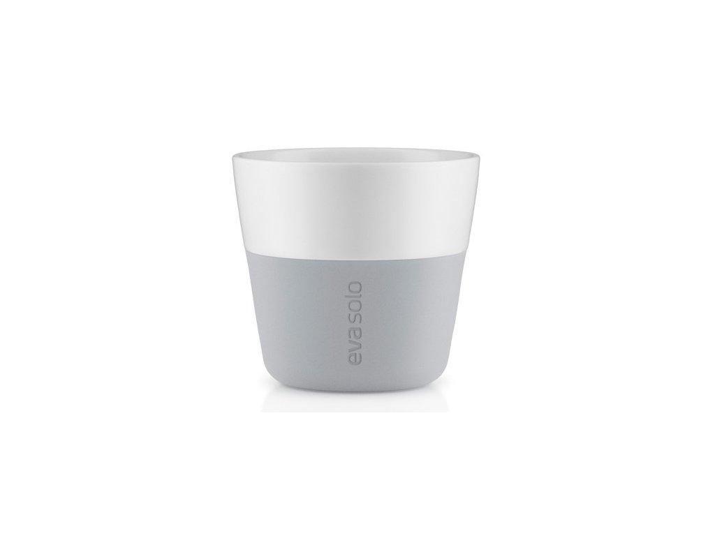 Eva solo - hrnek na kávu lungo 2 ks šedý
