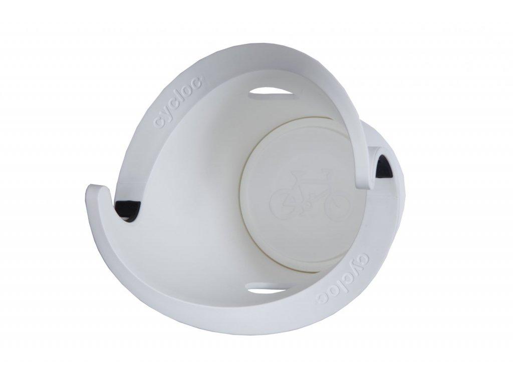 Cycloc - SOLO držák na kolo bílý