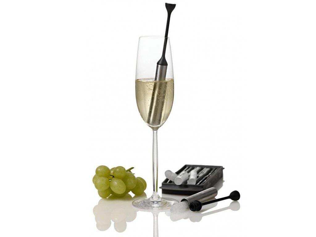 AdHoc - Chladič na víno ICESTICK střední - set 2 ks