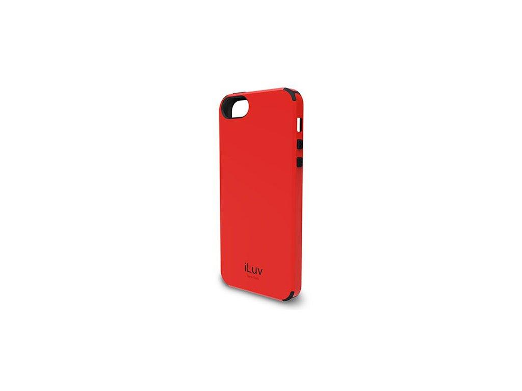 iLuv Regatta obal pro iPhone5/5S červený