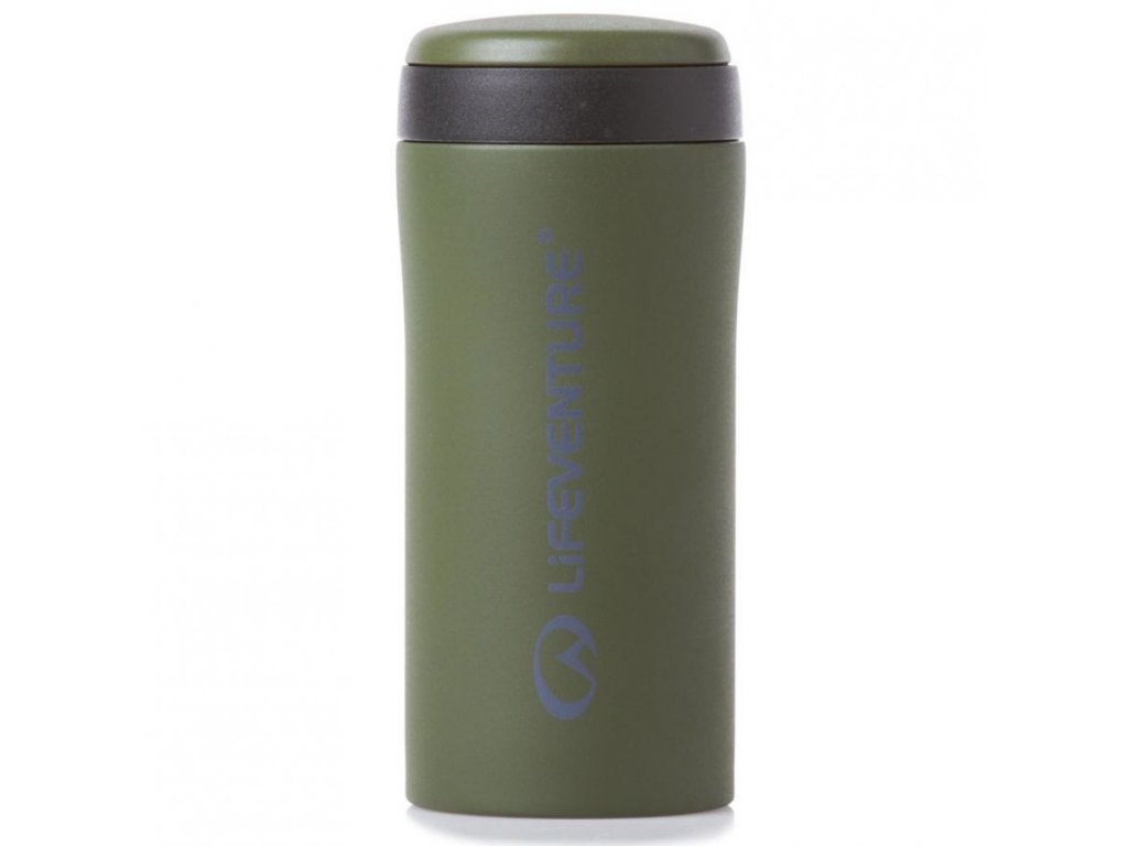 LifeVenture - termohrnek Thermal Mug khaki