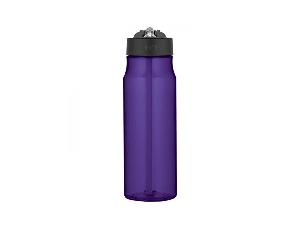 Thermos - hydratační láhev s brčkem 770 ml fialová