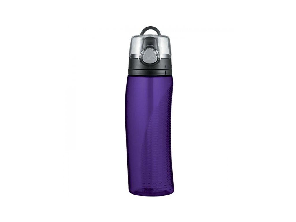Thermos - hydratační láhev 710 ml s počítadlem fialová